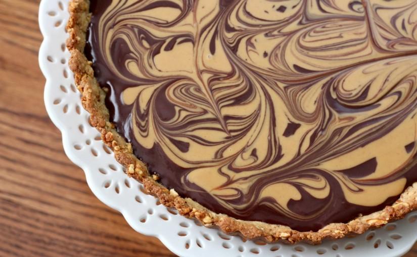 Chocolate Peanut Butter Swirl